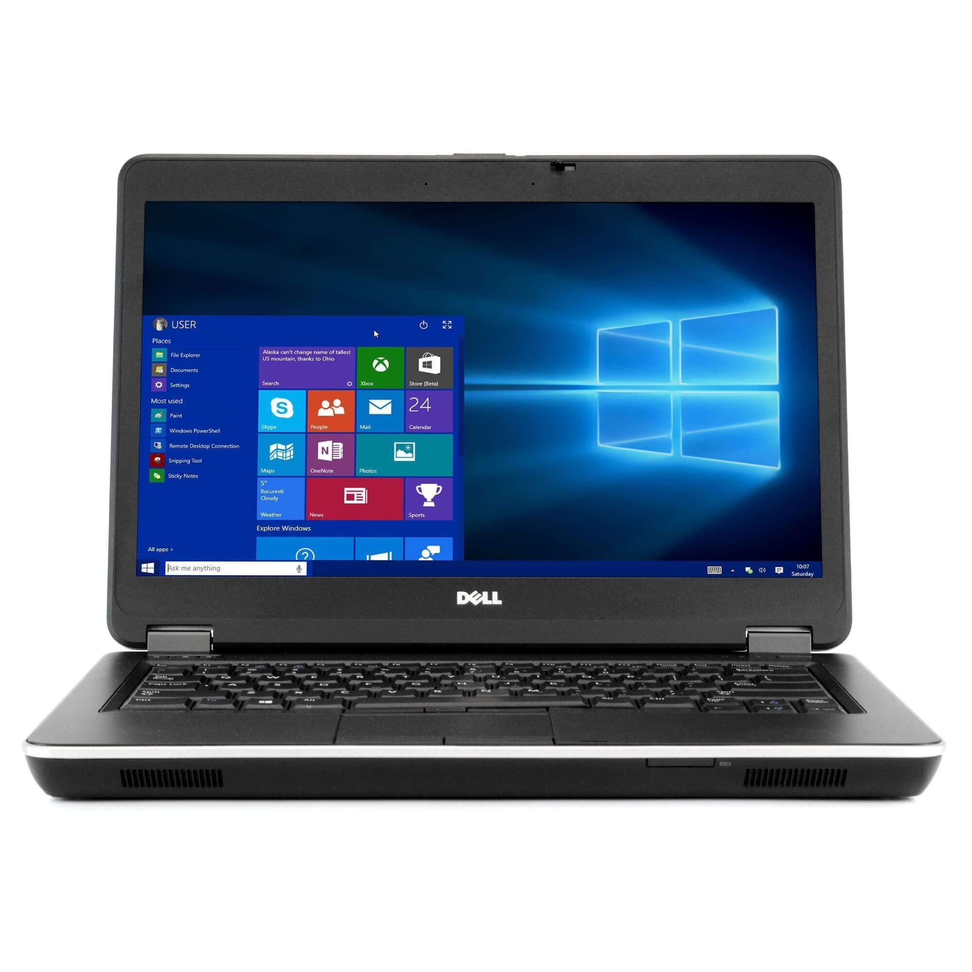 Refurbished laptops & desktops - Refurbished Dell Latitude E6440 (Core I5 4TH Gen/4GB/500GB/Webcam/14''/DOS)