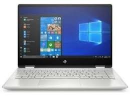 Refurbished laptops & desktops - HP Pavilion X360 Core I7 8TH Gen 14-Inch Touchscreen 2-In-1 FHD Thin And Light Laptop (16GB/512GB SSD/Windows 10 2GB Graphics/Mineral Silver/1.59 Kg), 14- dh0045TX