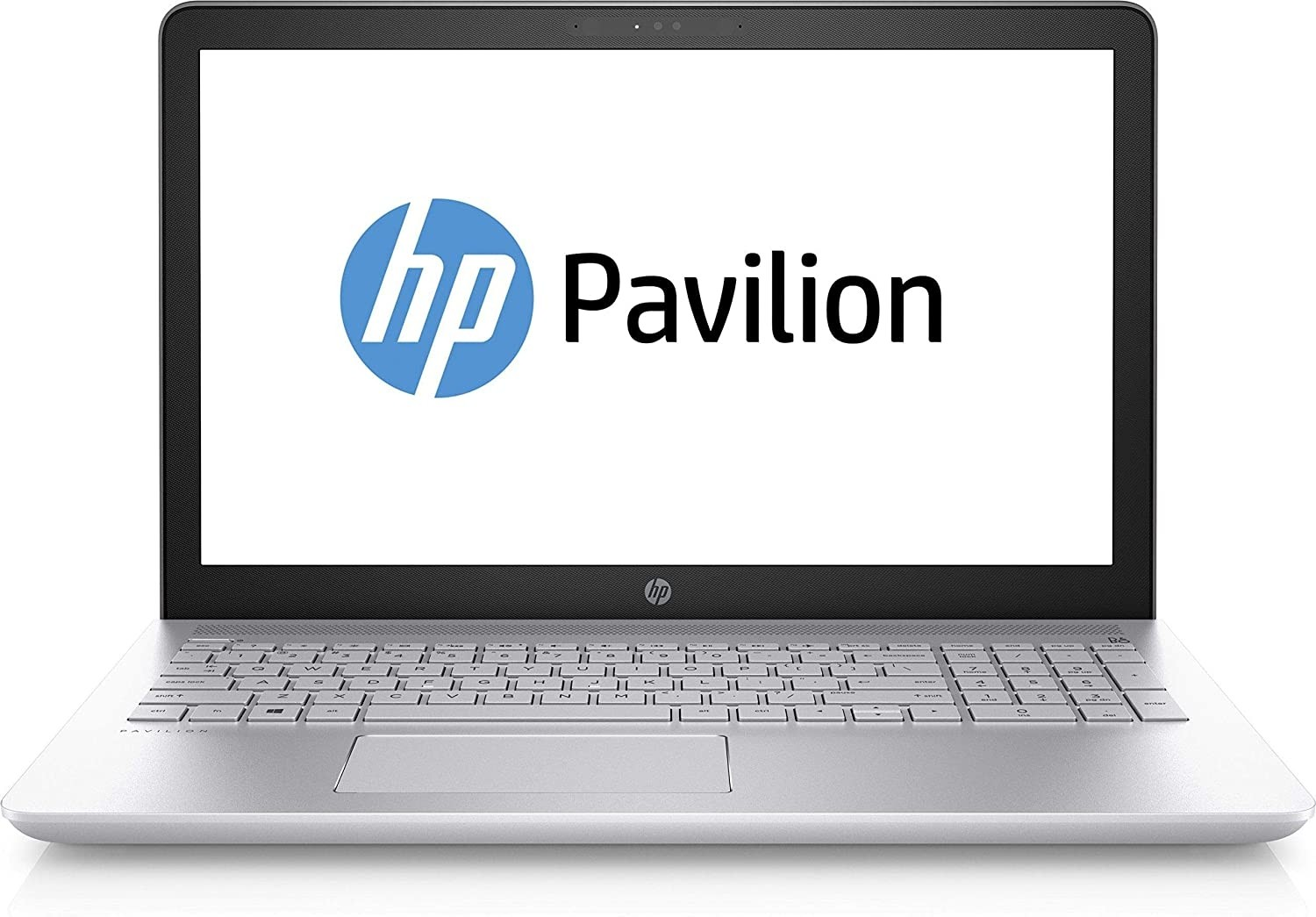 Refurbished laptops & desktops - HP PAVILION INTEL CORE I5 8TH GEN 15.6-INCH FHD THIN AND LIGHT LAPTOP (8GB/1TB HDD/WIN 10 HOME/2GB GRAPHICS/SILVER/2.02 KG), CC129TX