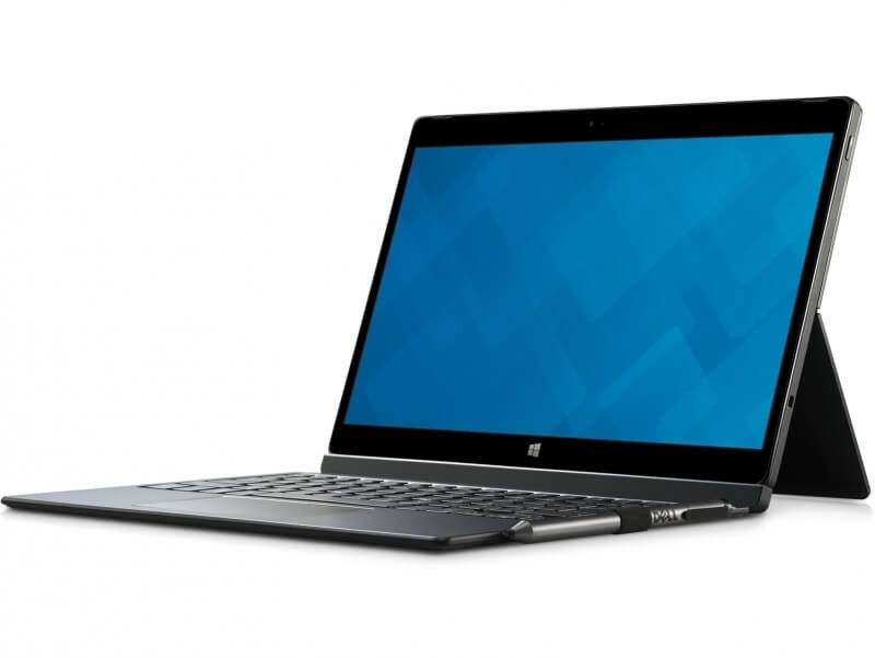 Refurbished laptops & desktops - Refurbished Dell Latitude 7275 (Core M 5TH Gen/8GB/256GB SSD/Webcam/12.5'' Touch/DOS)(2-In-1 Convertible)