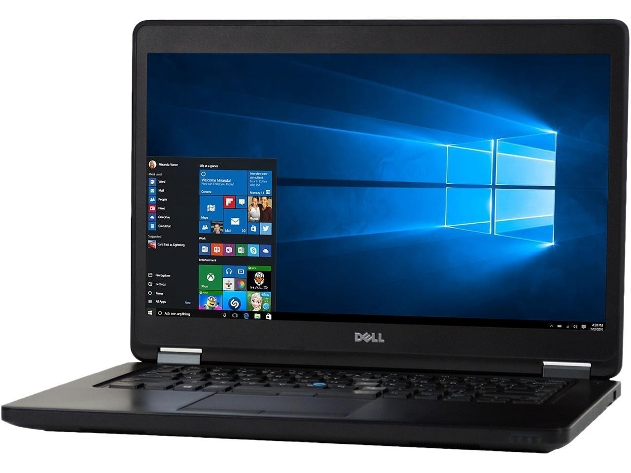Refurbished laptops & desktops - REFURBISHED DELL LATITUDE E5450 (CORE I5 4TH GEN/4GB/500GB/WEBCAM/14'' TOUCH/DOS)