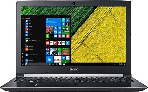 Refurbished laptops & desktops - Acer Aspire 5 A515-51G-5673 15.6-inch Laptop (Core i5-7200U/8GB/1TB/Win10 Home/NVIDIA Ge Force mx 130 with 2GB Graphics/Obsidian Black)