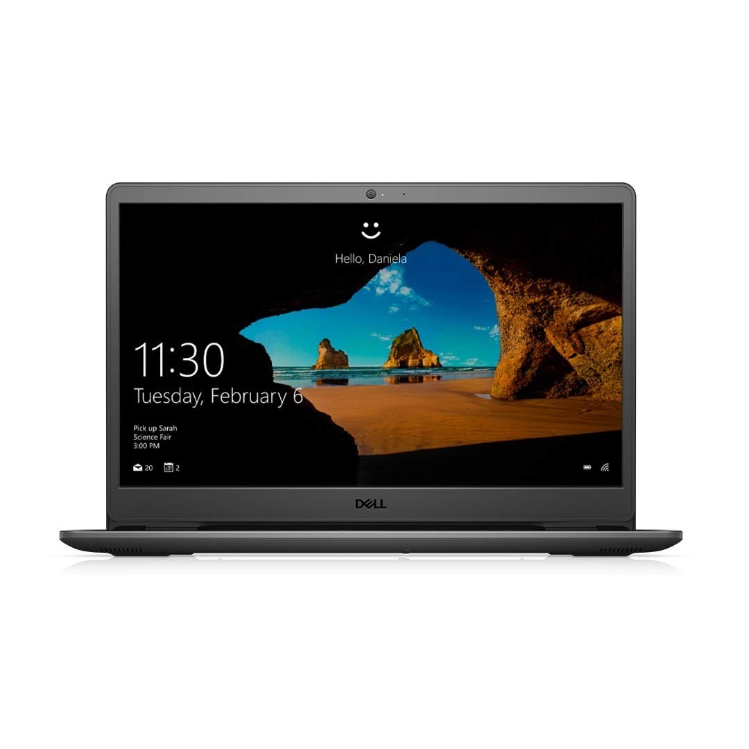 "Refurbished laptops & desktops - Dell Inspiron 3505 15.6"" FHD AG Display Laptop (Ryzen-3 3250U / 8GB / 256 SSD / Integrated Graphics / Win 10/ Accent Black) D560392WIN9BE"