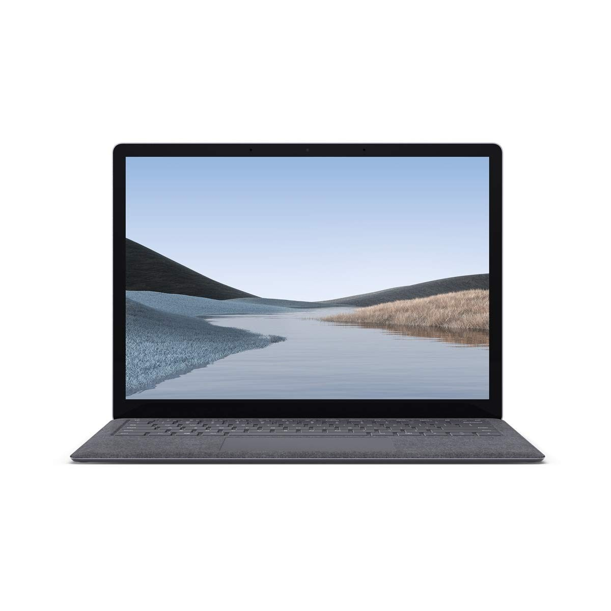 Refurbished laptops & desktops - Microsoft Surface Laptop 3 Intel Core I5 10TH Gen 13.5 Inch Touchscreen Laptop (8GB/128GB SSD/Windows 10 Home/Integrated Graphics/Platinum/1.265Kg), Vgy-00021