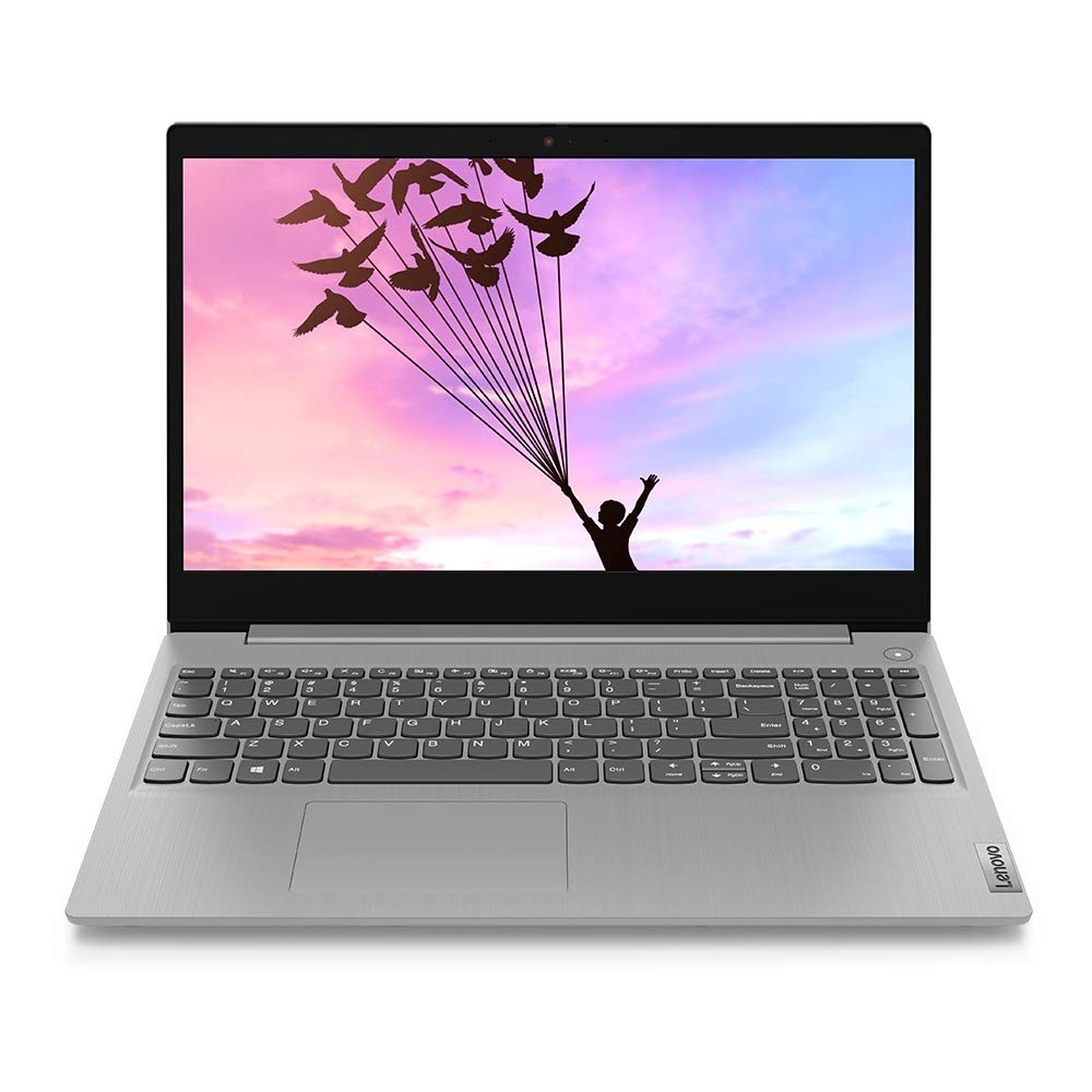 Refurbished laptops & desktops - Lenovo Ideapad Slim 3i Intel Core i3 10th Gen 15.6 inch Full HD Thin and Light Laptop (4GB/1TB HDD/Windows/Platinum Grey/1.85Kg), 81WE00RCIN
