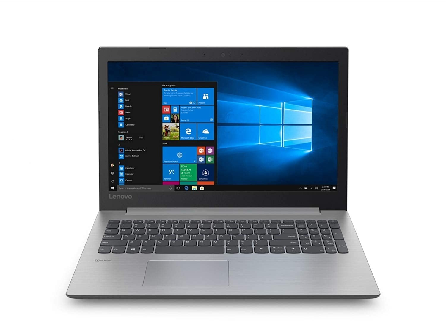 Refurbished laptops & desktops - LENOVO IDEAPAD 330 INTEL CORE I5 8TH GEN 15.6-INCH FULL HD LAPTOP (4GB+16GB OPTANE/1 TB HDD/WINDOWS 10 HOME/ PLATINUM GREY/2.2 KG), 81DE01REIN