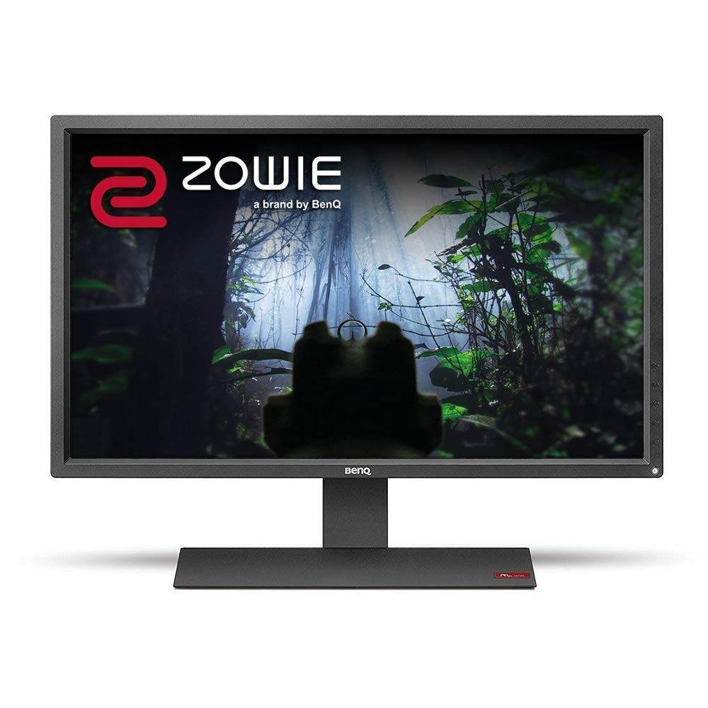Refurbished laptops & desktops - BENQ ZOWIE RL2755 27 INCH FULL HD (1080P) GAMING MONITOR - 1MS RESPONSE TIME, FOR PC AND CONSOLE GAMING, COMPETITIVE ESPORTS GAMING, BLACK EQUALIZER, COLOR VIBRANCE, DUAL HDMI