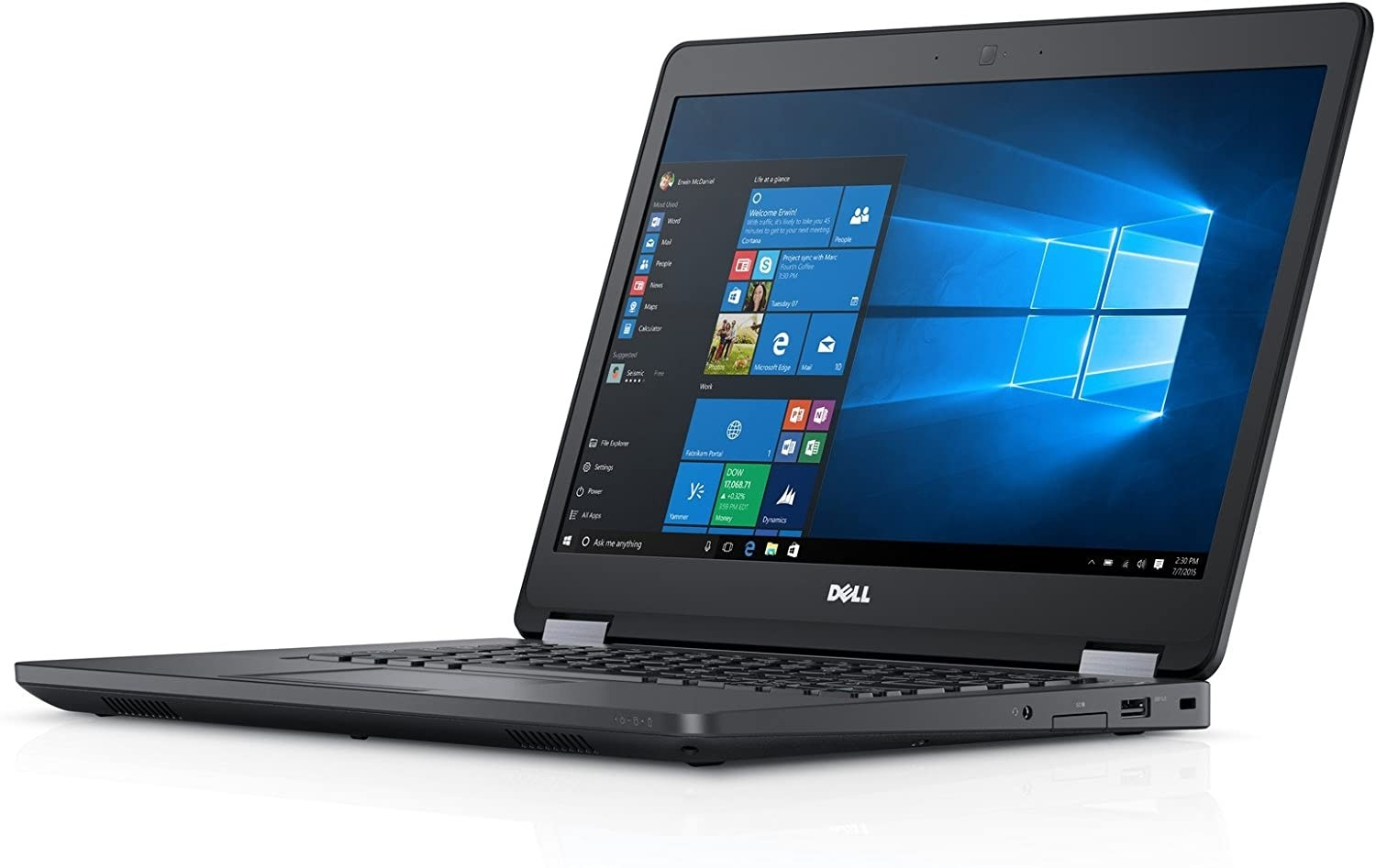 Refurbished laptops & desktops - Refurbished Dell Latitude E5470 (Core I5 6TH Gen/4GB/500GB/Webcam/14'' No Touch/DOS)