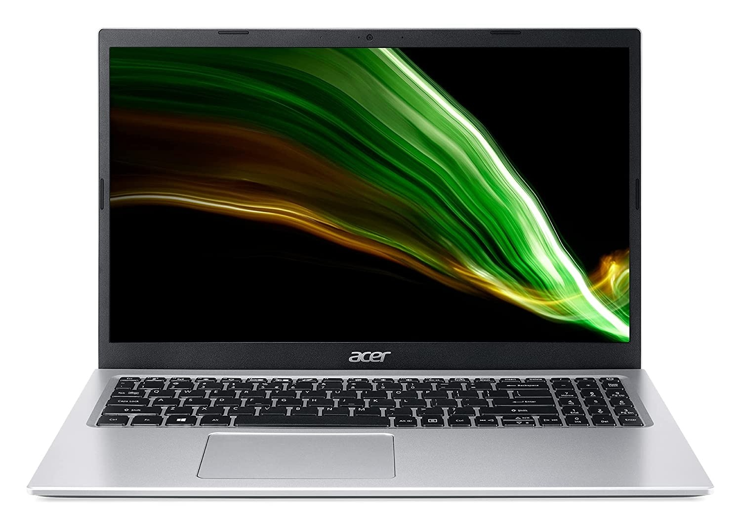 Refurbished laptops & desktops - ACER ASPIRE 3 CORE I5 11TH GENERATION PROCESSOR 15.6-INCH FULL HD ULTRA SLIM THIN AND LIGHT LAPTOP - (8 GB/1 TB HDD/WINDOWS 10 HOME/INTEL IRIS XE GRAPHIC/1.7KG/SILVER) A315-58