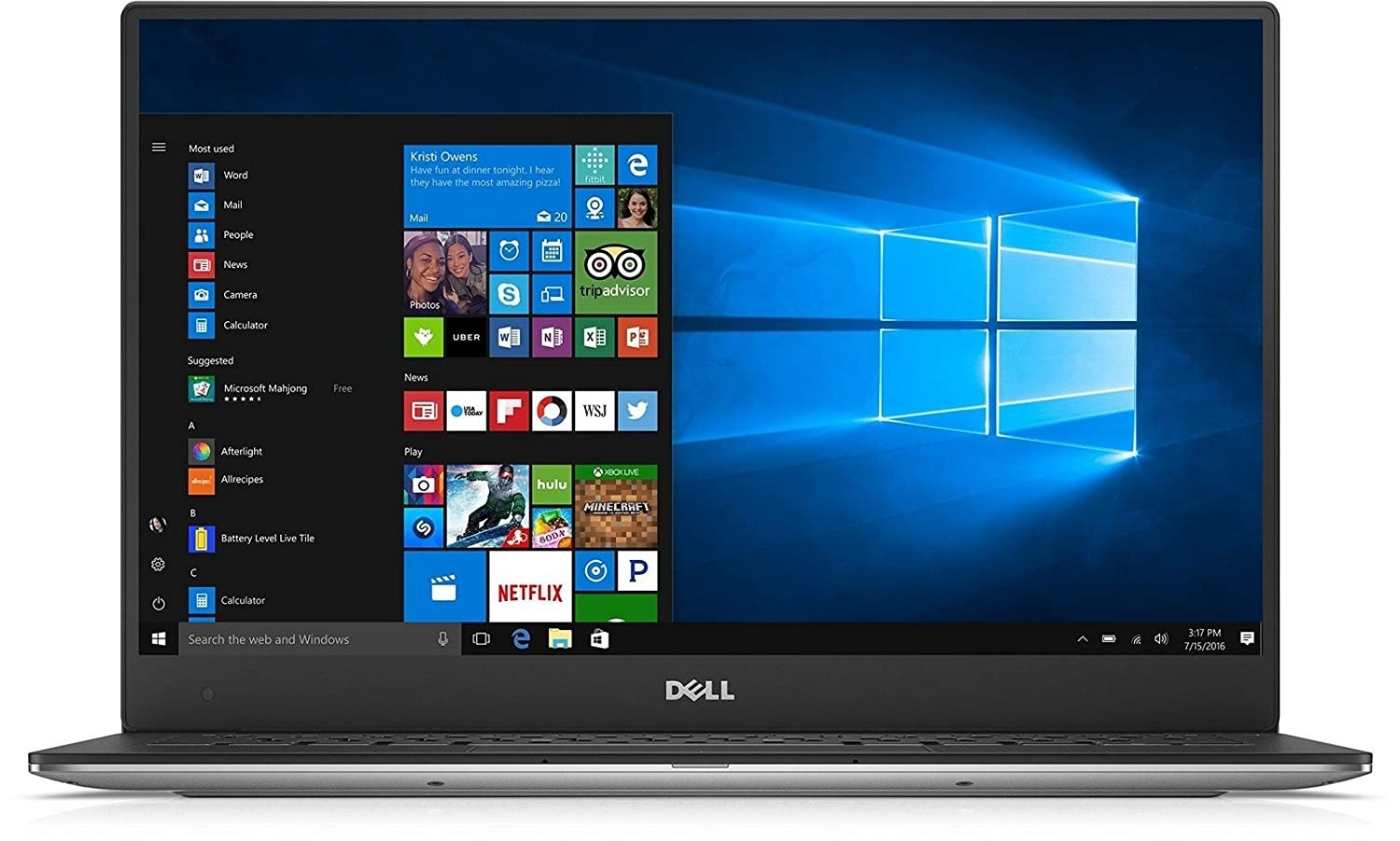 Refurbished laptops & desktops - Refurbished Dell XPS 13 - 9360/Intel 8th Gen Ci5-8250U/13.3 inch FHD/256GB SSD/8GB/Int/Win 10 Home