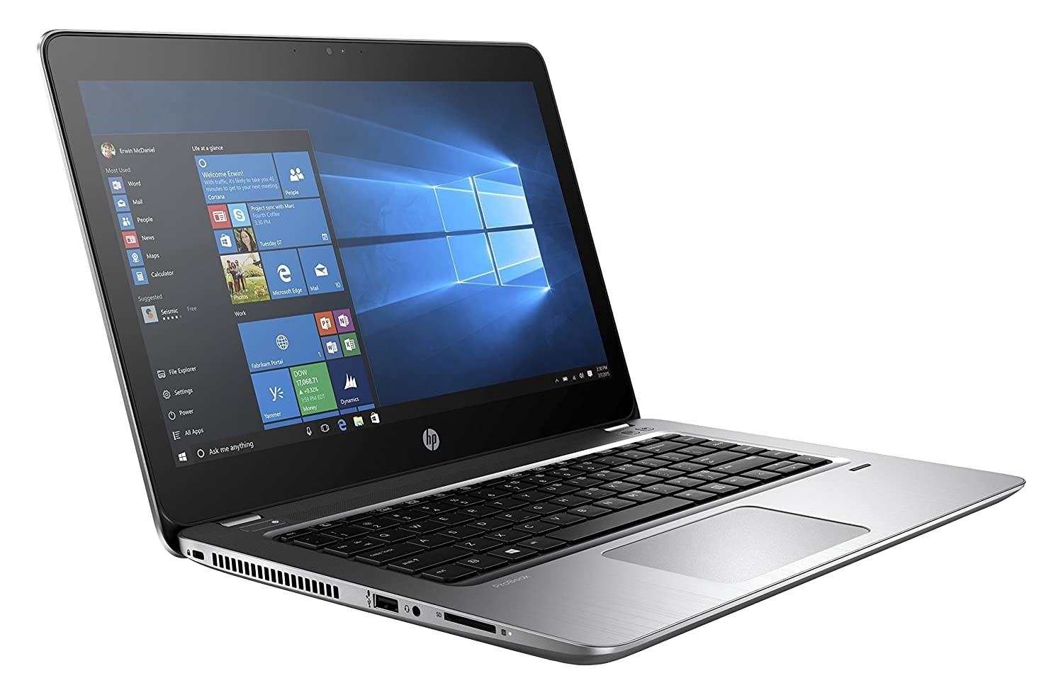 Refurbished laptops & desktops - Refurbished HP Probook 440 G4 (Core I3 7TH Gen/4GB/500GB/Webcam/14''/DOS)