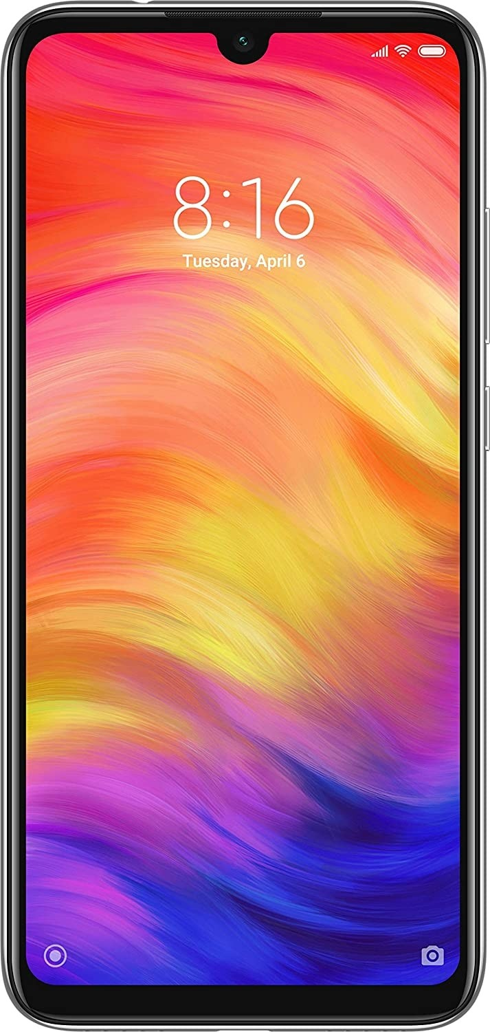 Refurbished laptops & desktops - Redmi Note 7 Pro (Moonlight White 6GB RAM, 128GB Storage)