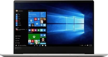 "Refurbished laptops & desktops - Lenovo ideapad 720S-13IKB /81BV008UIN/Intel i5-8250U 1.60GHZ/8GB/512G SSD/13"" Inches/Windows 10 Home SL/Platinum"