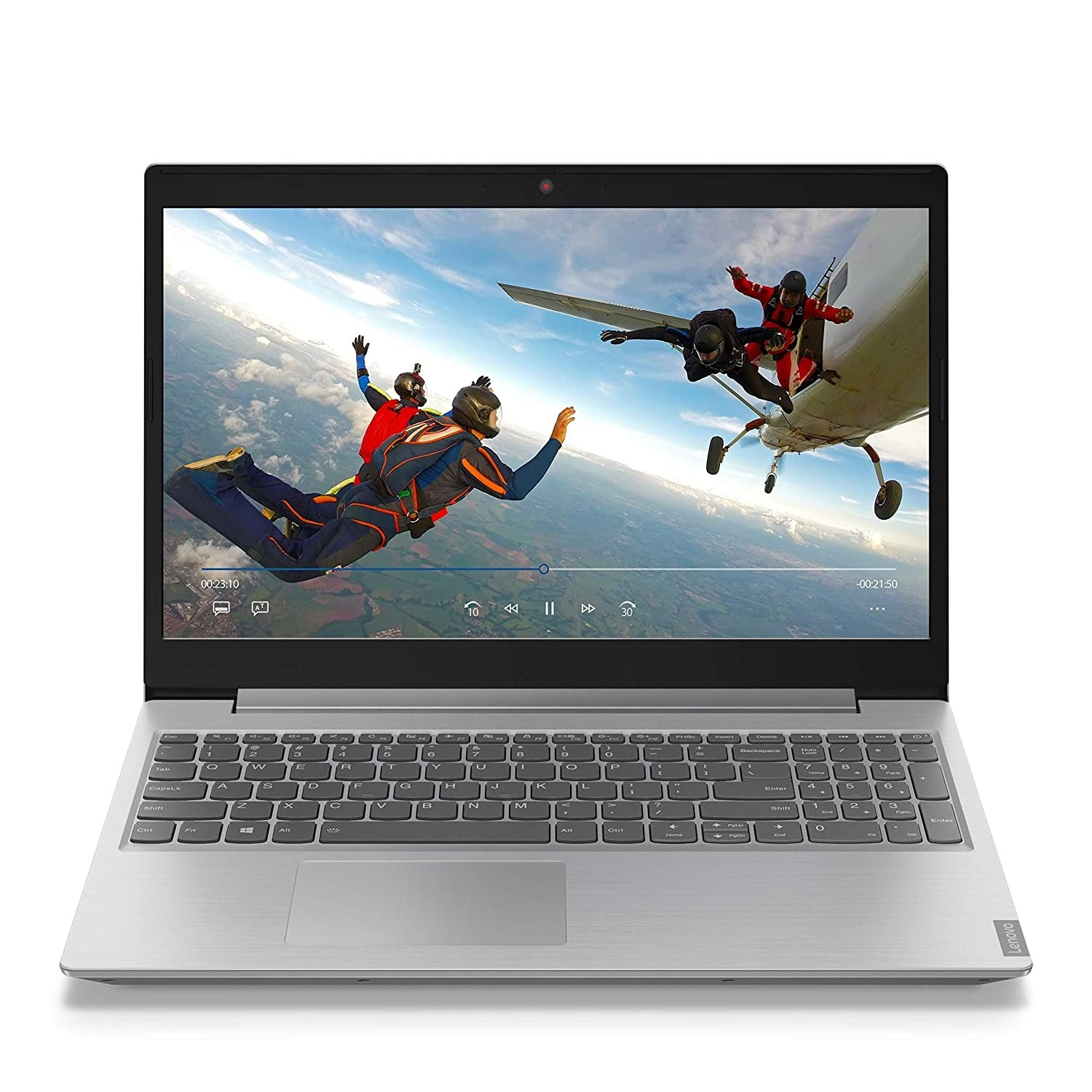 "Refurbished laptops & desktops - Lenovo ideapad L340-15IWL D/81LG0097IN/Intel i5-8265U 1.6GHz/8GB/1TB/15.6"" HD LED/Windows 10 Home SL/Granite_Black"