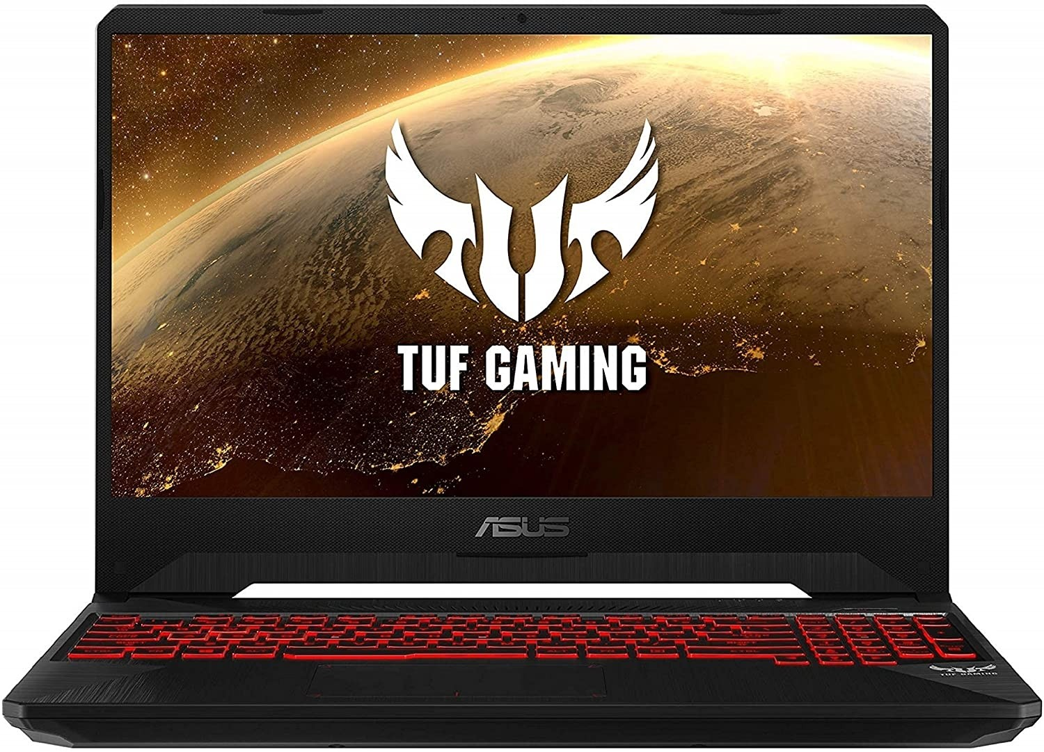 Refurbished laptops & desktops - ASUS TUF GAMING FX505DY-BQ002T 15.6-INCH FHD LAPTOP (AMD RYZEN 5-3550H/8GB/1TB HDD/WINDOWS 10/RADEON
