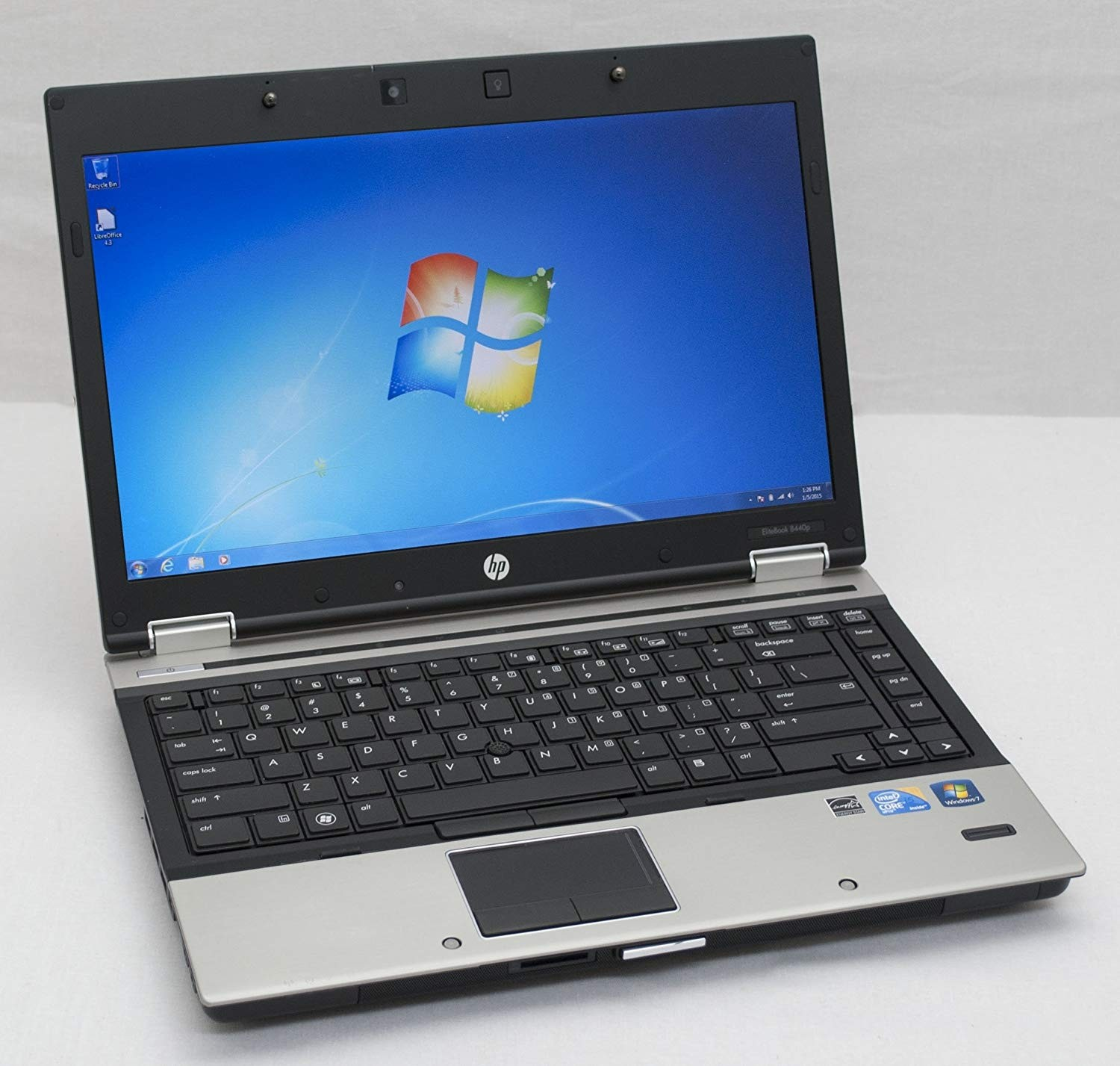 Refurbished laptops & desktops - Refurbished HP Elitebook 8440P (Core I5 1St Gen/4GB/320GB/Webcam/14''/DOS)