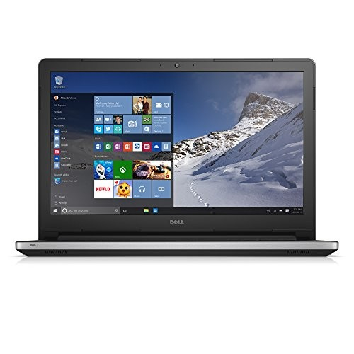 "DELL INSPIRON 15 5559(CORE I5 6200U 2.30GHZ/4GB/500GB/4GB GRAPHICS/WEBCAM/WIN 10/15.6"" FHD)"