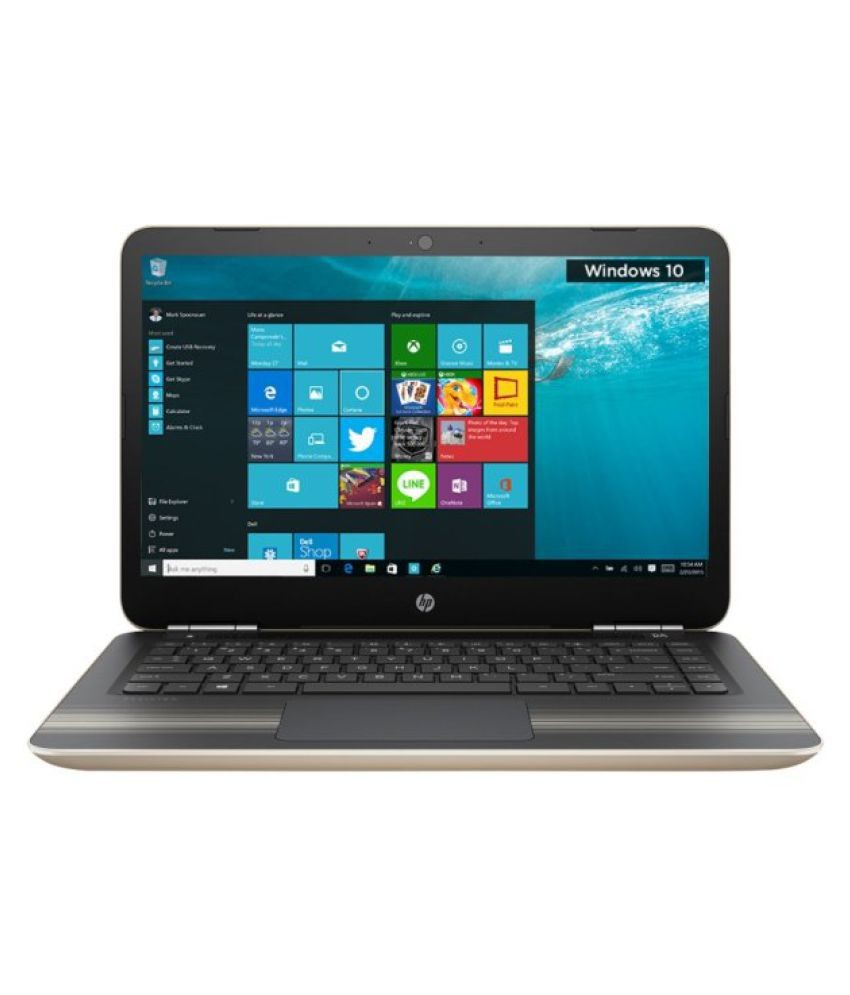"HP PAVILION 14-AL111TX(CORE I5 7200U 2.50GHZ/8GB/1TB/4GB GRAPHICS/WEBCAM/WIN 10/14"")"