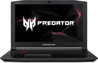 Refurbished laptops & desktops - ACER PREDATOR HELIOS 300 CORE I7 8TH GEN - (8 GB/1 TB HDD/128 GB SSD/WINDOWS 10 HOME/4 GB GRAPHICS) PH315-51-71M4 GAMING LAPTOP