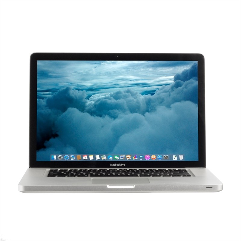 Refurbished laptops & desktops - Refurbished Apple Macbook Pro A1286 (Core I7 3RD Gen/4GB/500GB/Webcam/15.4''/Mac OS Mojave)