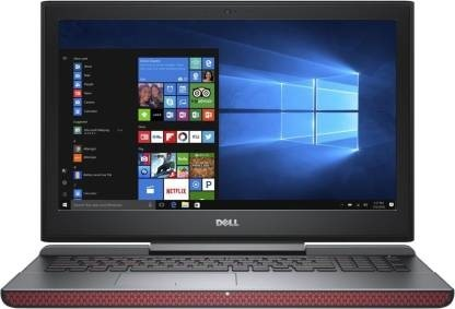 Refurbished laptops & desktops - REFURBISHED Inspiron 15 7000 7567 REFURBISHED /Intel Core 7th Generation i7-7700HQ/15.6 inch FHD/1TB + 128GB SSD/16GB/4GB Nvidia Graphics/Win 10 Home SL//Black - LCD Back Cover Non-Touch Screen