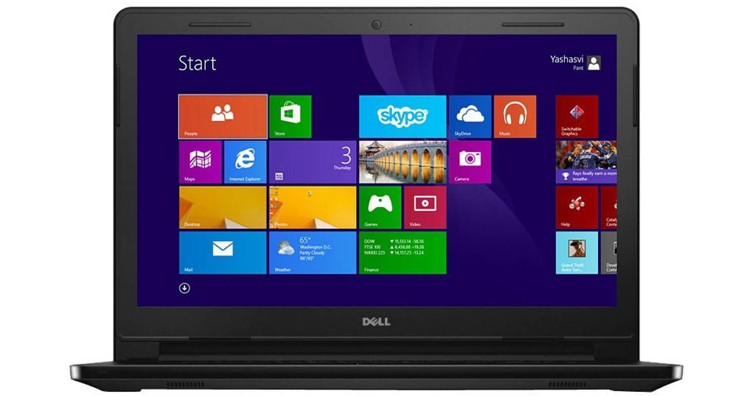 DELL REFURBISHED VOSTRO 14 3458/ 5TH GEN CI3-5005U/ 4GB/ 1TB/ 2GB/ NO OS/ 14.0-INCH