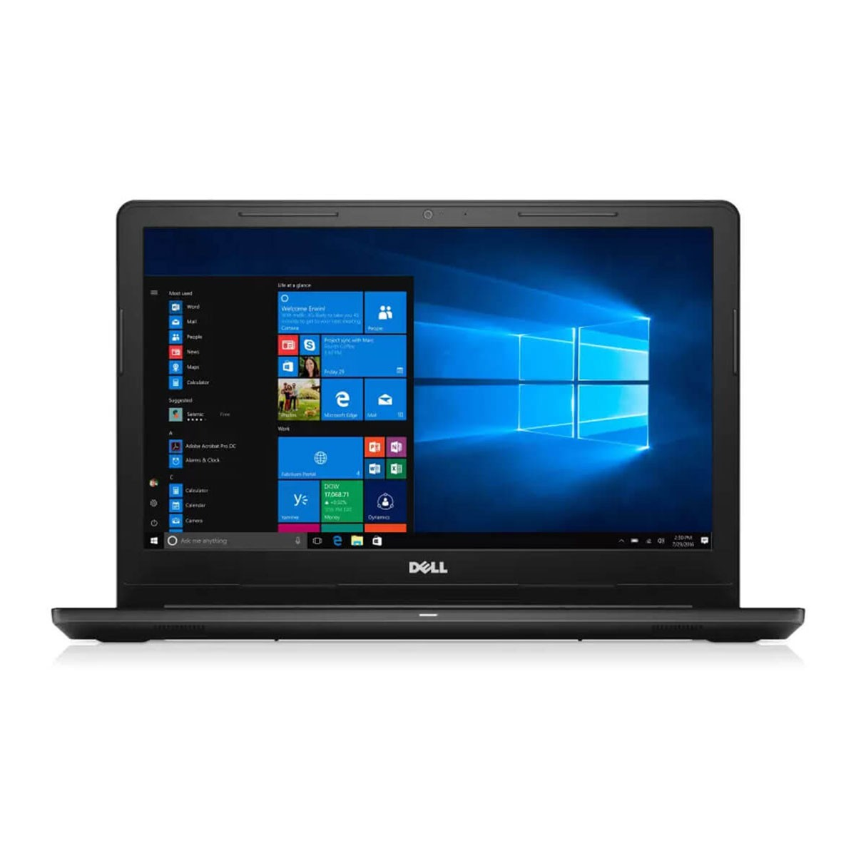 "DELL INSPIRON 15 3542 (4TH GEN CORE I5 4210U 1.70GHZ/8GB/1TB/2GB/WEBCAM/WIN-10 PRO/15.6"")"