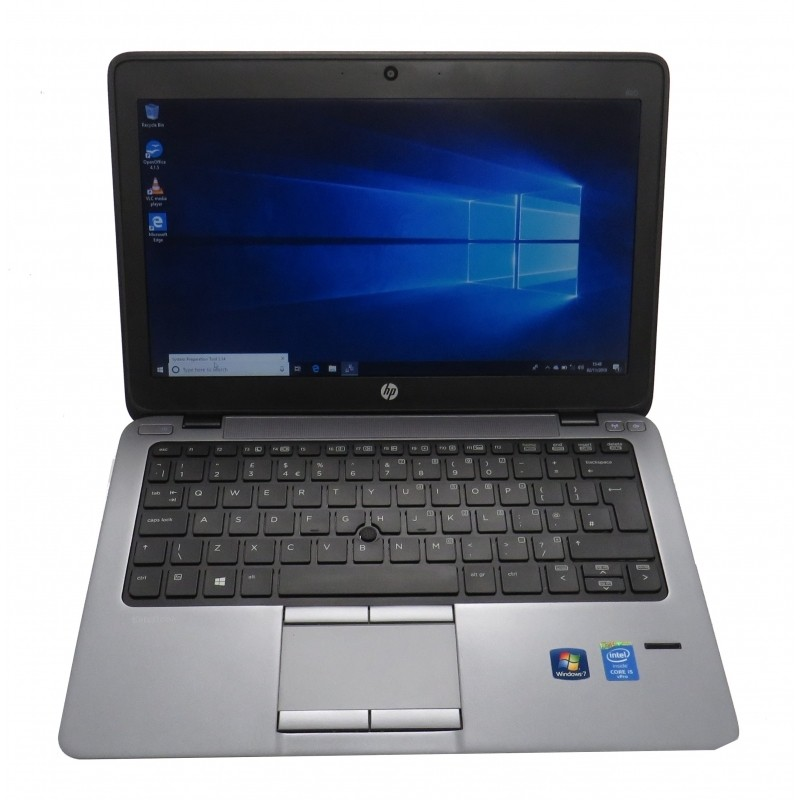 Refurbished laptops & desktops - Refurbished HP Elitebook 820 G3 (Core I5 6TH Gen/4GB/500GB/Webcam/12.5''/DOS)