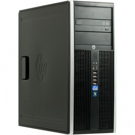 Refurbished laptops & desktops - Refurbished HP Compaq Elite 8300 Mt (Core I5 3RD Gen/4GB/500GB/DOS)
