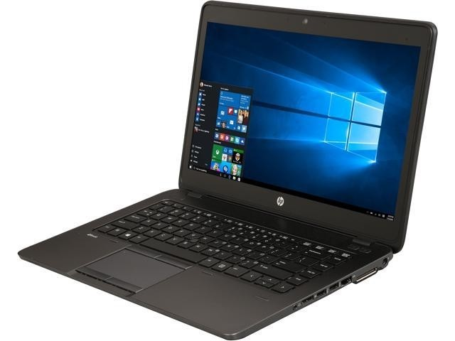 Refurbished laptops & desktops - Refurbished HP Zbook 14 (Core I5 4TH Gen/4GB/500GB/1GB Graphics/Webcam/14''/DOS)
