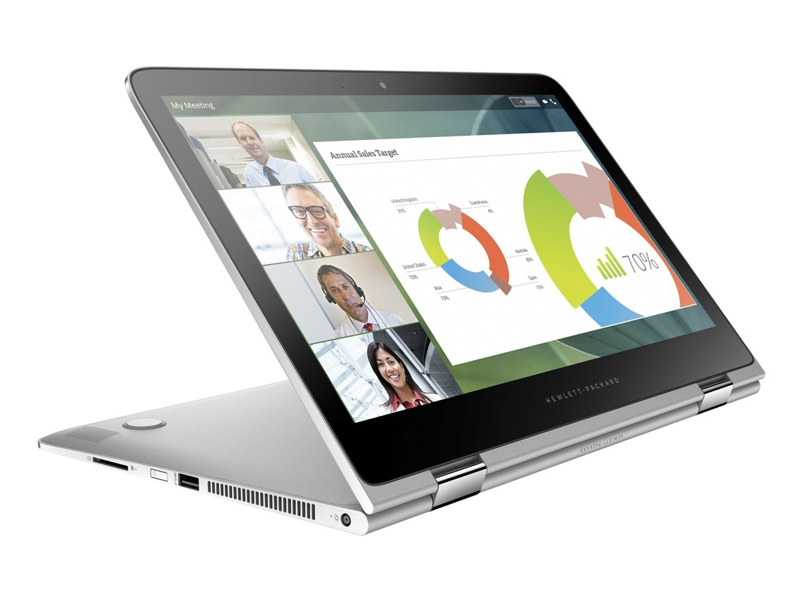 Refurbished laptops & desktops - Refurbished HP Spectre Pro X360 G2 (Core I5 6TH Gen/8GB/256Gb SSD/Webcam/13.3'' Touch/DOS)