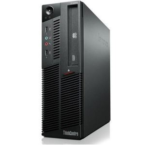 LENOVO THINKCENTRE M81 SFF (CORE I3 2ND GEN/4GB DDR3/320GB/DOS)