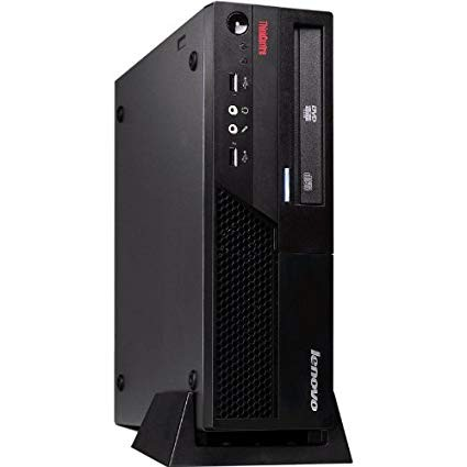 Refurbished laptops & desktops - Refurbished Lenovo Thinkcentre M58 SFF (Core 2 Duo/2GB/320GB/DOS)