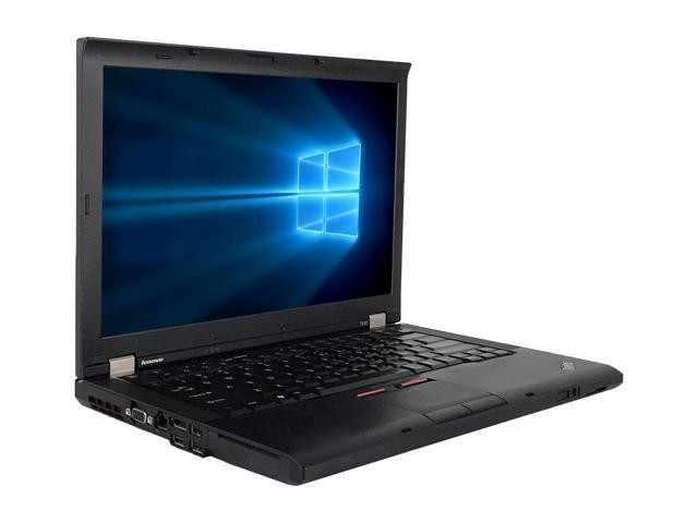 LENOVO THINKPAD T410 (CORE I7 1ST GEN/4GB/320GB/WEBCAM/14''/WIN-10 HOME)