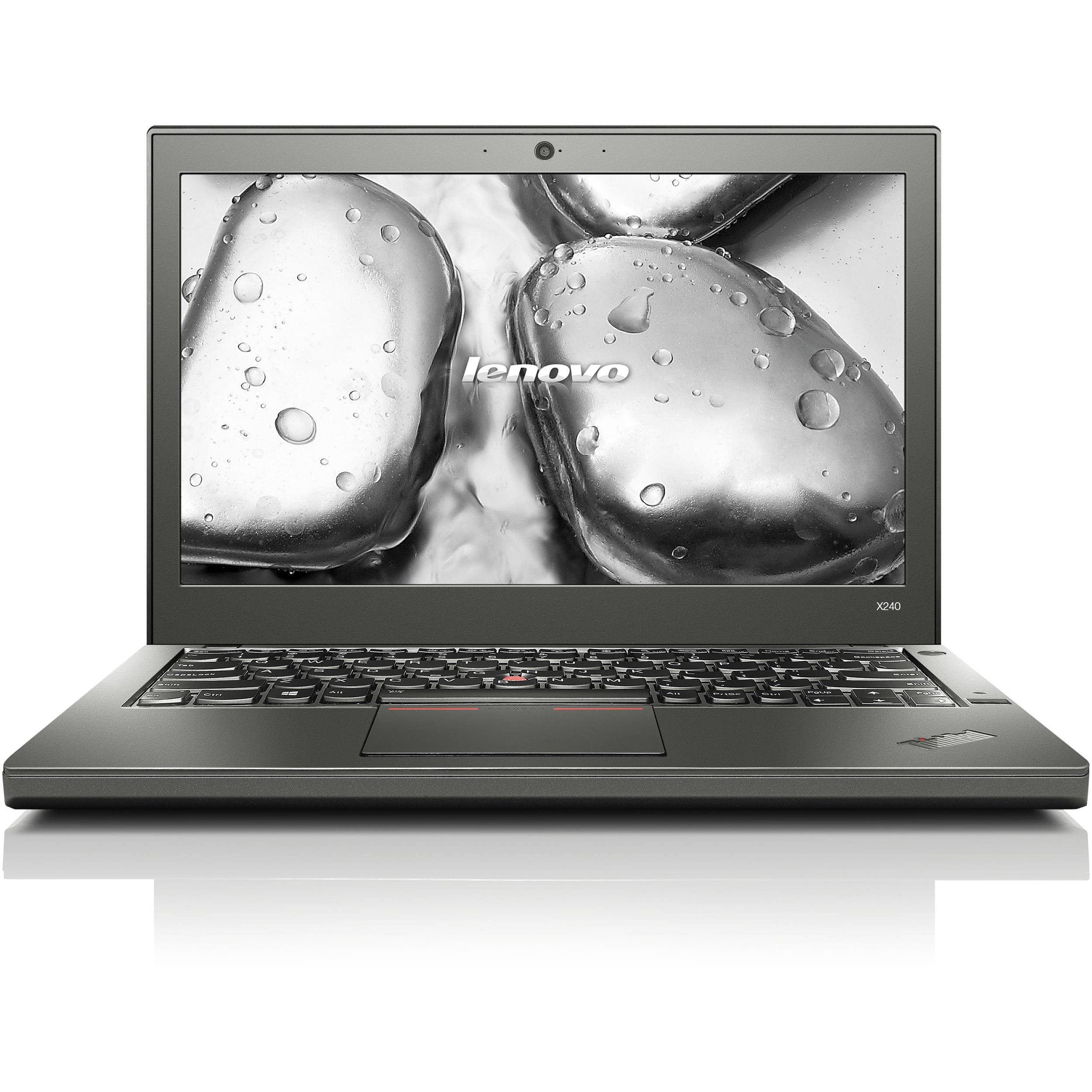 Refurbished laptops & desktops - Refurbished Lenovo Thinkpad X240 (Core I5 4TH Gen/4GB/500GB/Webcam/12.5''/Win-10 Home)