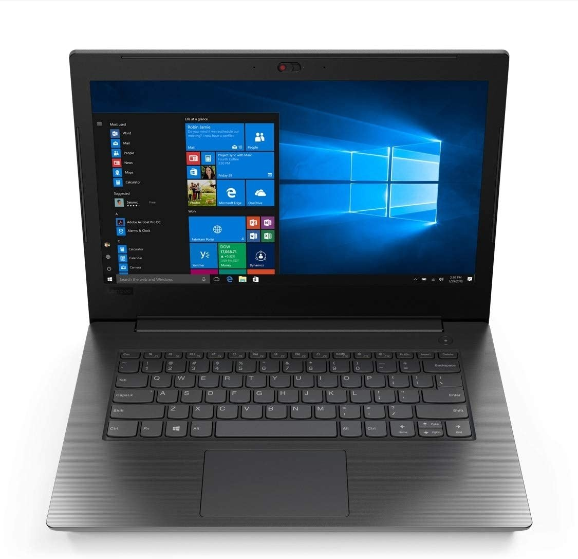 "Refurbished laptops & desktops - LENOVO V130 CORE I3 7020U, 4GB, 1 TB, 14"" HD, DOS, 2 USB PORTS, WIFI, HDMI, 2 CELL 30WH, TPM 2.0, THINK SHUTTER CAMERA"