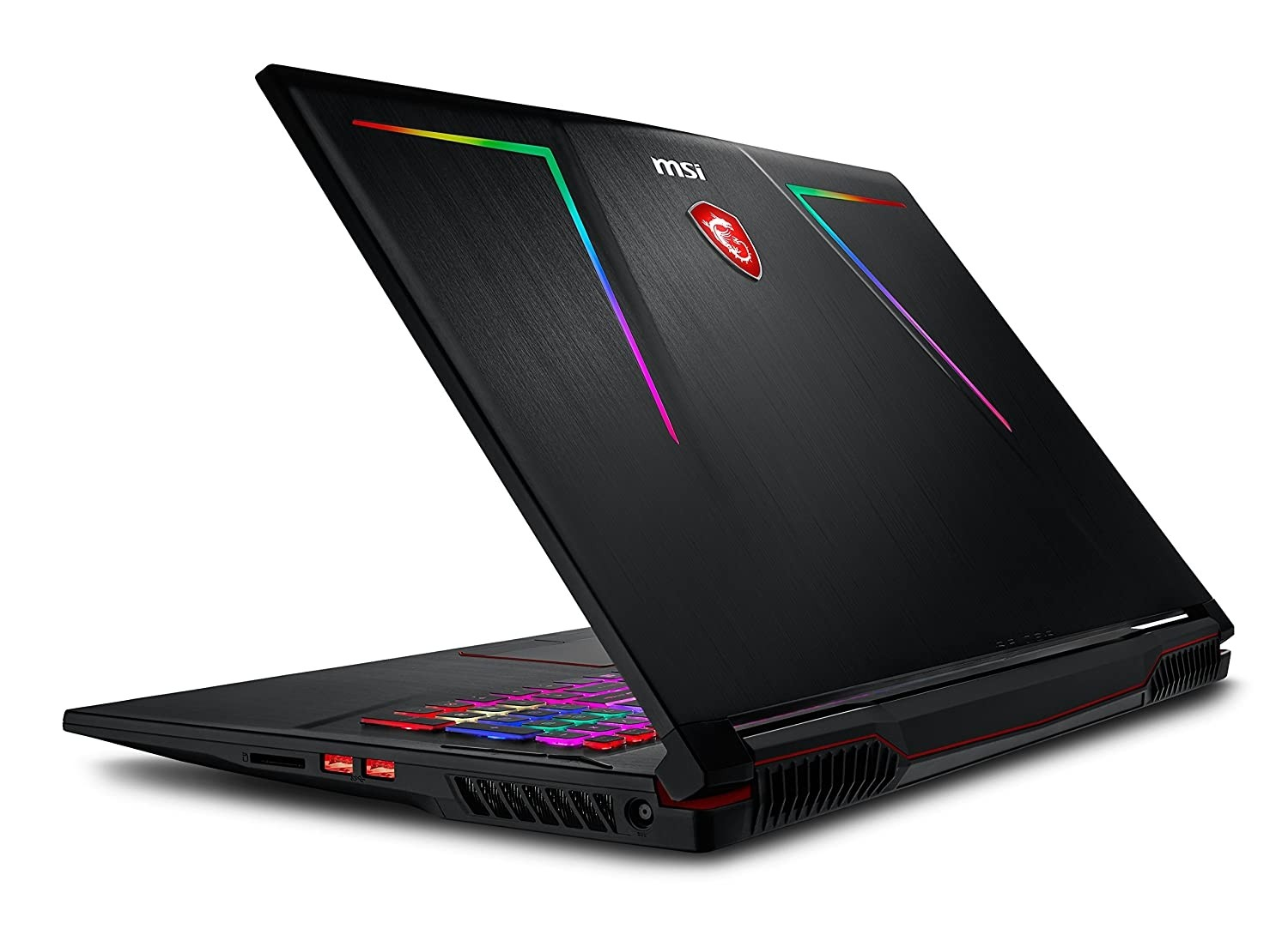 Refurbished laptops & desktops - MSI GE CORE I7 8TH GEN - (16 GB/1 TB HDD/512 GB SSD/WINDOWS 10 HOME/8 GB GRAPHICS) GE73 RAIDER RGB 8RF-024IN GAMING LAPTOP