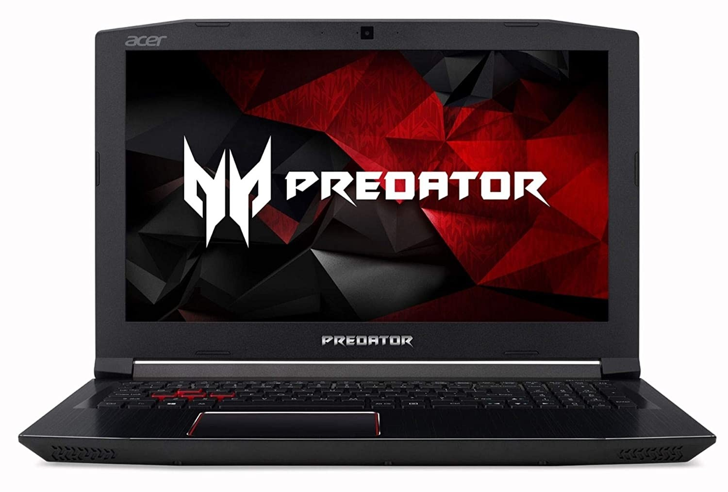 Refurbished laptops & desktops - Acer Predator Helios 300 Core I7 8TH Gen - (16 GB/1 TB HDD/128 GB SSD/Windows 10 Home/6 GB Graphics) Ph315-51-73Bh Gaming Laptop