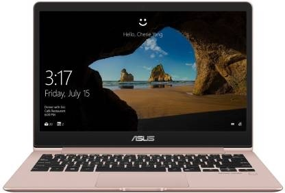 Refurbished laptops & desktops - Asus Zenbook 13 Core I5 8TH GEN - (8 GB/256 GB SSD/Windows 10 Home) Ux331Ual-Eg001T Thin and Light Laptop