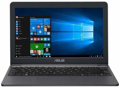 Refurbished laptops & desktops - Asus E203 E203Mah-Fd005T 11.6-Inch Laptop (Celeron N4000/4GB/500GB/Windows 10/Integrated Graphics), Star Grey