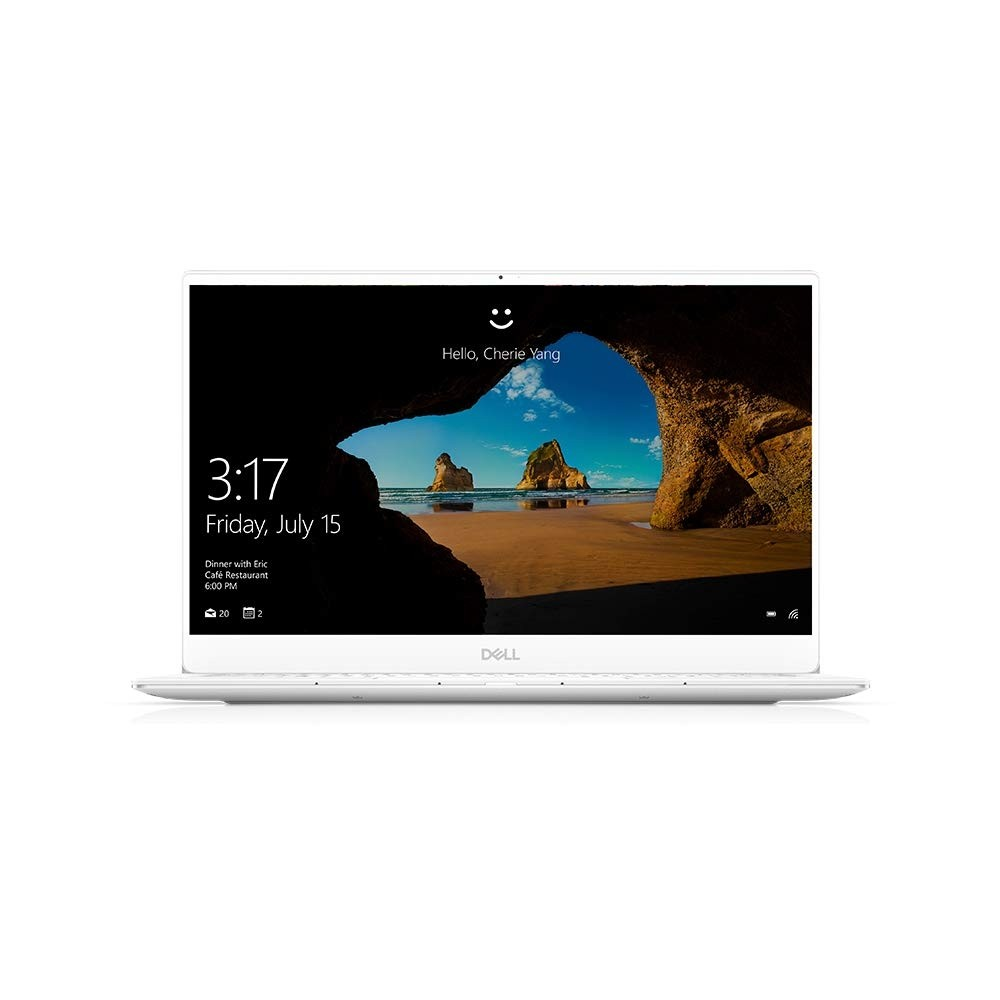 Refurbished laptops & desktops - Dell XPS 7390 13.3-Inch Laptop (10TH Gen Core I5-10210U/8GB/512GB SSD/Window 10/Integrated Graphics), White