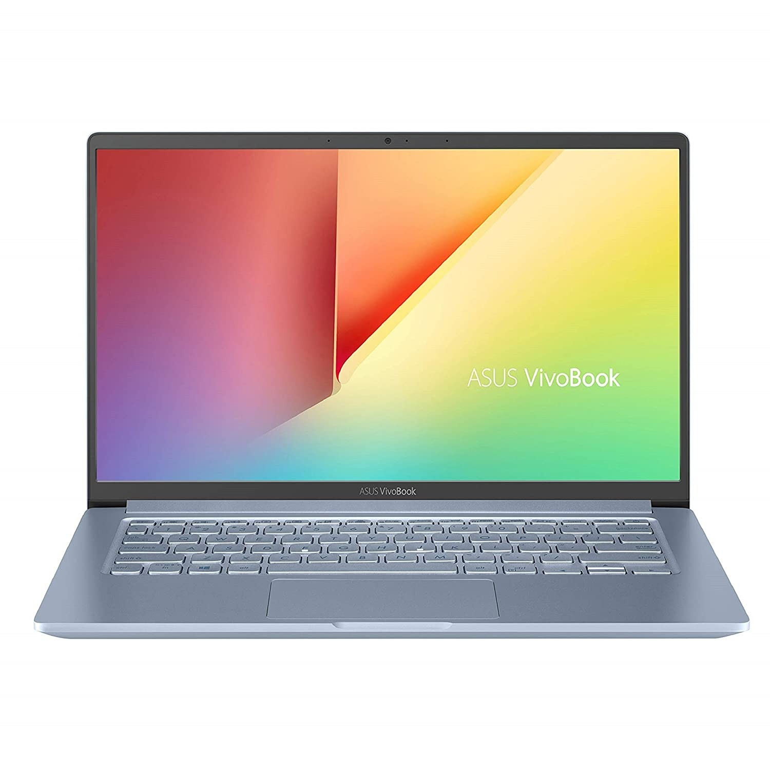 Refurbished laptops & desktops - ASUS VivoBook S14 Intel Core i5-1035G1 10th Gen 14-inch FHD Thin and Light Laptop (8GB RAM/512GB NVMe SSD + 32GB Optane Memory/Windows 10/Silver Blue/1.35 kg), S403JA-BM033TS