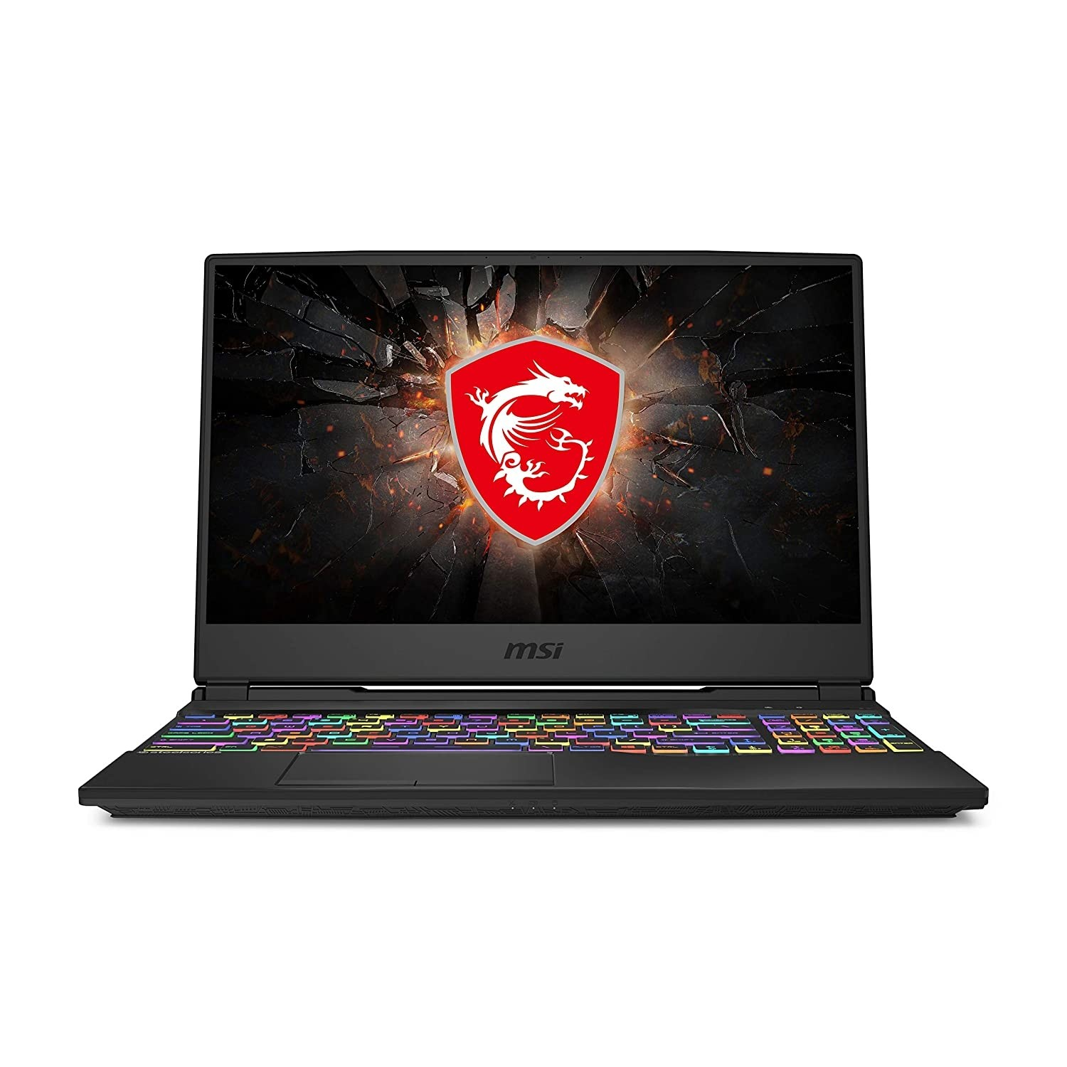 "Refurbished laptops & desktops - MSI Gaming Gl65 Leopard , Intel 9TH Gen. I7-9750H, 15.6"" FHD Gaming Laptop (8GB/512GB Nvme SSD/Windows 10 Home/Nvidia GTX 1650/ Black/2.3Kg) 9Scxk-076In"