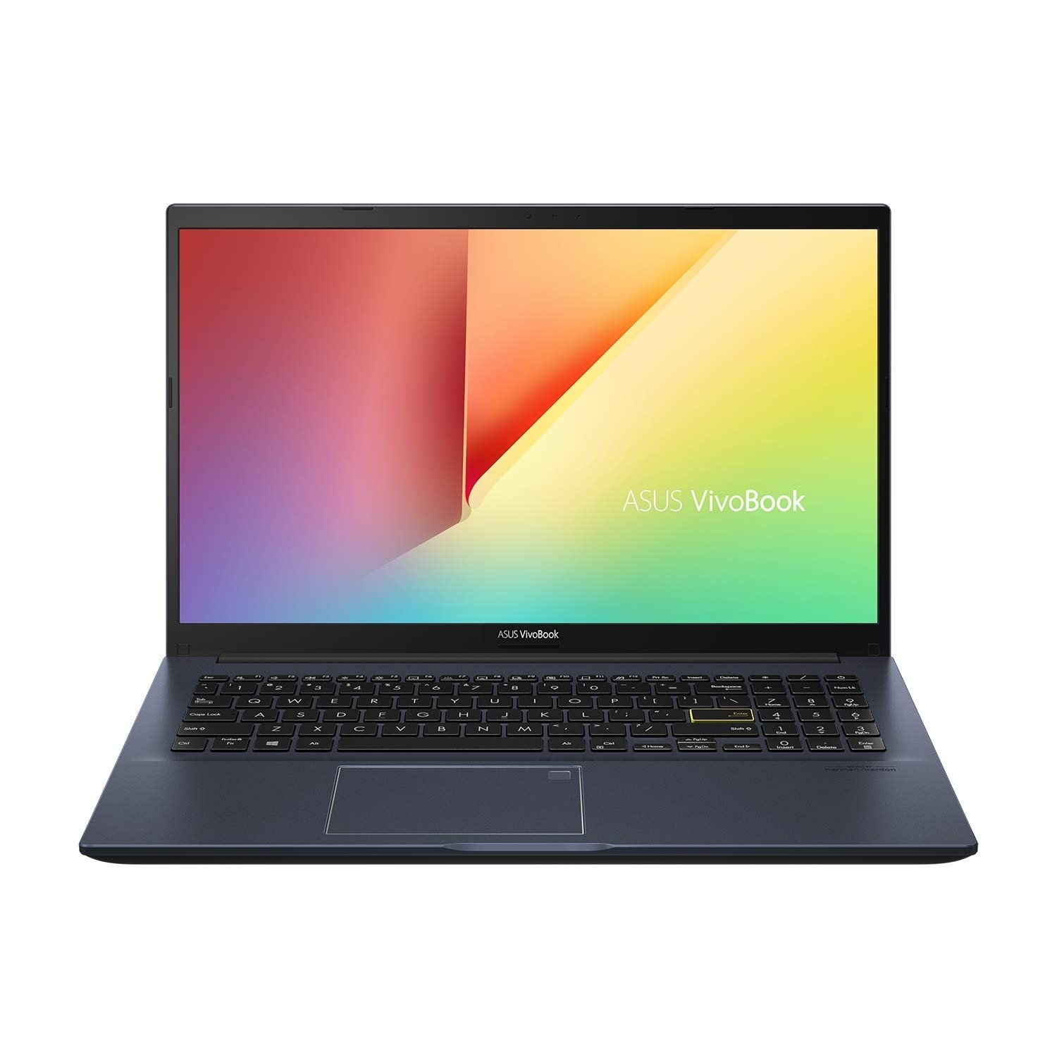 Refurbished laptops & desktops - Asus Vivobook Ultra 15 Amd Ryzen 5 4500U 15.6-Inch FHD Thin And Light Laptop (8GB RAM/512GB Nvme SSD/Windows 10/Integrated Graphics/Bespoke Black/1.80 Kg), M513Ia-Ej310T
