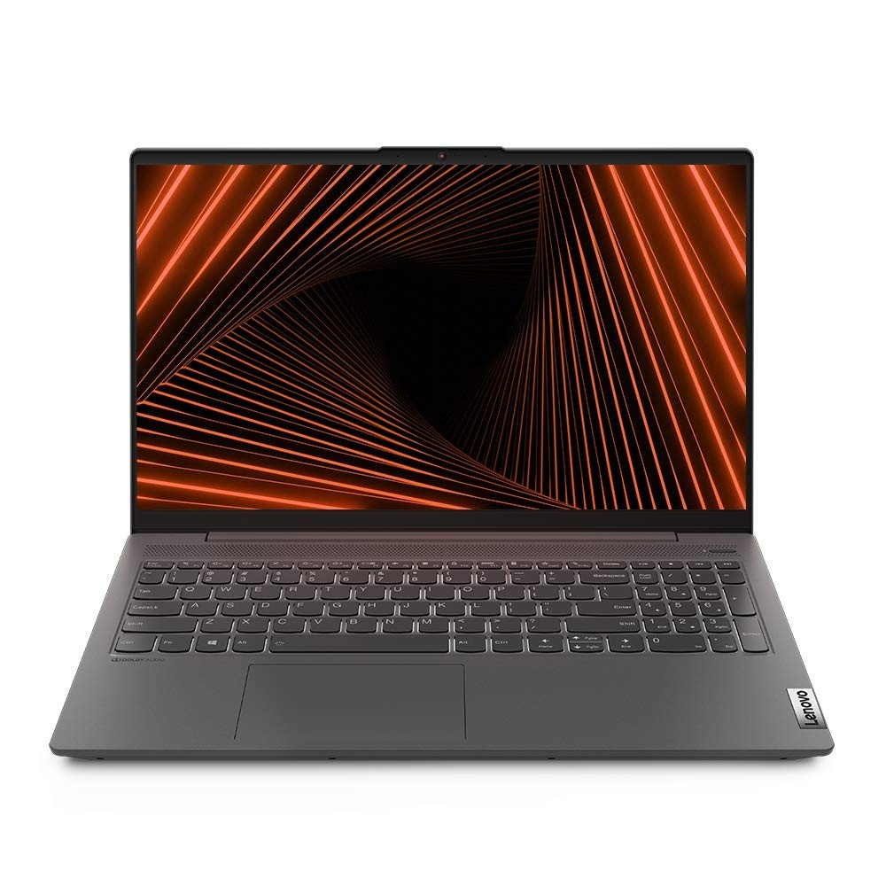 Refurbished laptops & desktops - LENOVO IDEAPAD SLIM 5I 11TH GEN INTEL CORE I5 15.6€? FHD IPS THIN & LIGHT LAPTOP (8GB/1TB HDD+256GB SSD/WINDOWS10/MX450 2GB GDDR6/FINGERPRINT/GRAPHITE GREY/ALUMINIUM SURFACE/1.66KG) 82FG00BPIN