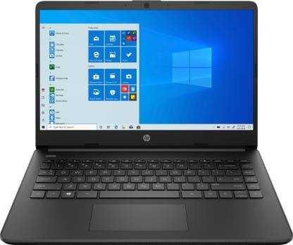 Refurbished laptops & desktops - HP 14s Core i3 11th Gen - 14 Inches (8 GB/256 GB SSD/Windows 10 Home) 14s-dy2500TU Thin and Light Laptop