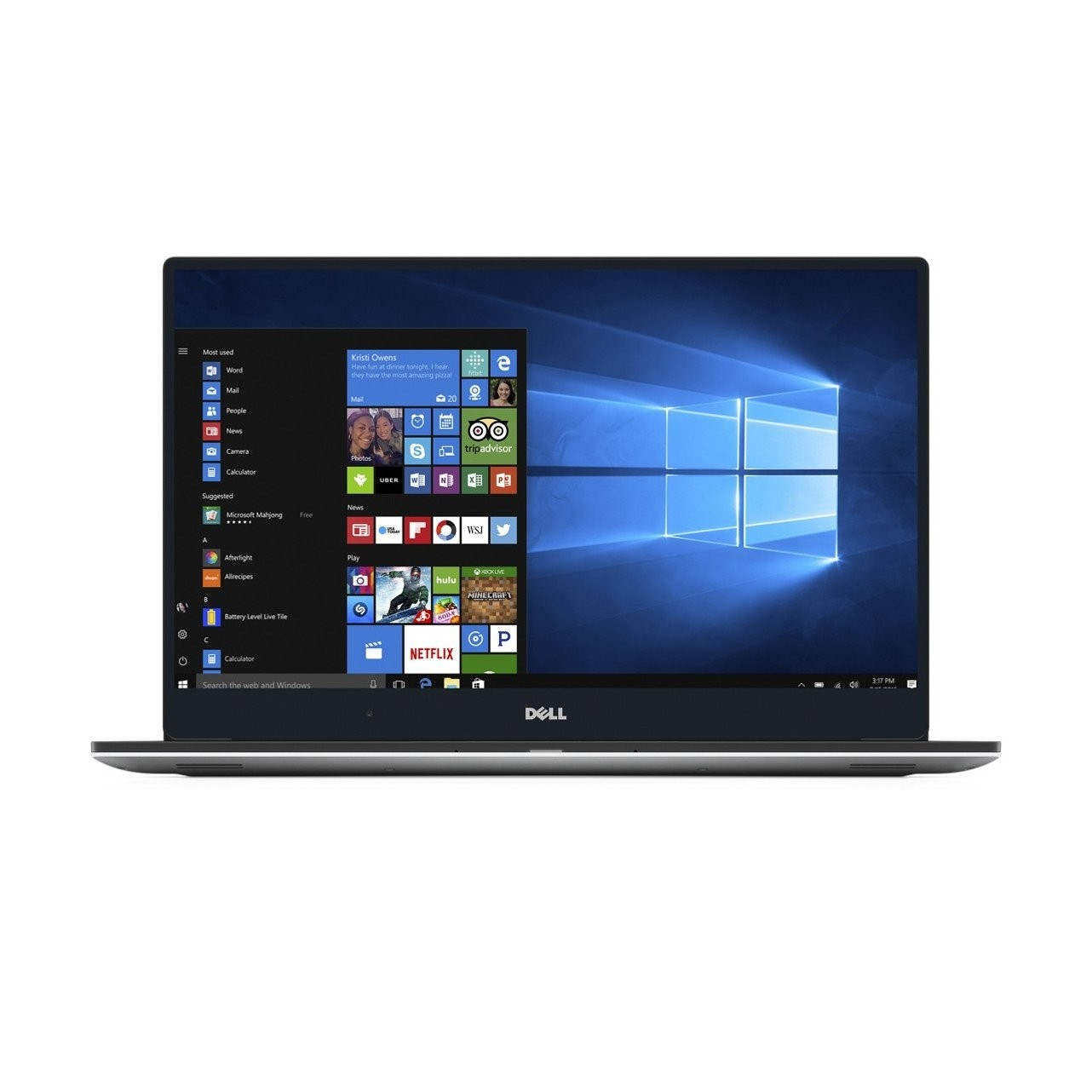 Refurbished laptops & desktops - Refurbished Dell XPS 15 - 9560/Intel 7th Gen Ci7-7700HQ/15.6inch FHD/256GB SSD/8GB/NVIDIA GeForce GTX 1050 Graphics with 4GB GDDR5/Win 10 Home