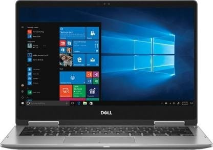 Refurbished laptops & desktops - Refurbished Dell Inspiron 13-7373-2-In-1/Intel Core 8TH Gen i7-8550U/13.3 Inch FHD Touch/512GB SSD/16GB/Intel UHD Graphics/Win 10 Home/Era Gray