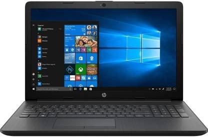 Refurbished laptops & desktops - HP Laptop 15q-ds1000TU IN-Core i5-8265U 8th Gen/8GB DDR-4/256GB SSD/Intel® UHD Graphics 620/DVD/Windows 10 Home/Sparkling Black/2.04 kg/15.6-inch