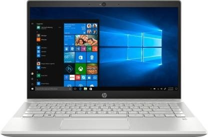 Refurbished laptops & desktops - Part No. 5FW12PAR - HP Pavilion Intel Core i5 8th Gen 14-inch FHD Thin and Light Laptop (8GB/128GB SSD/1TB HDD/Win 10/Mineral Silver/1.6 kg), 14-CE1001TX